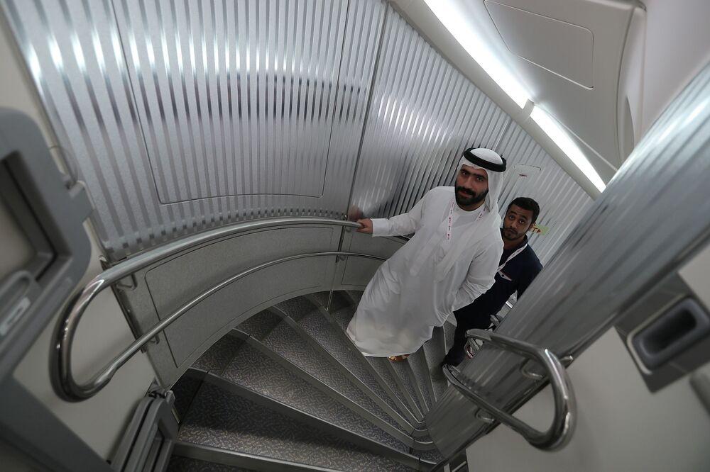 Goście Międzynarodowego Pokazu Lotniczego w Bahrajnie