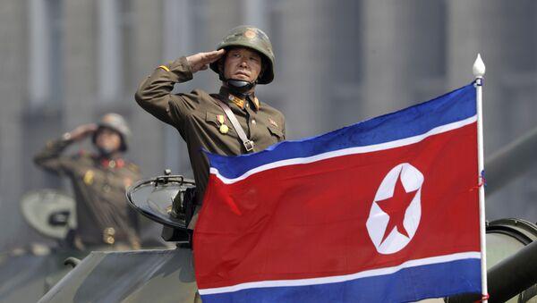 Północnokoreańskie wojsko - Sputnik Polska