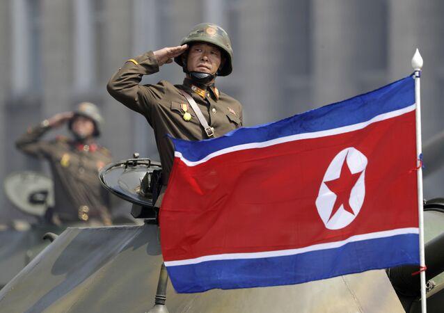 Północnokoreańskie wojsko