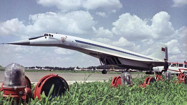 Tu-144 - Sputnik Polska