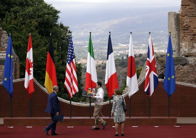 Przygotowania do szczytu G7 we Włoszech