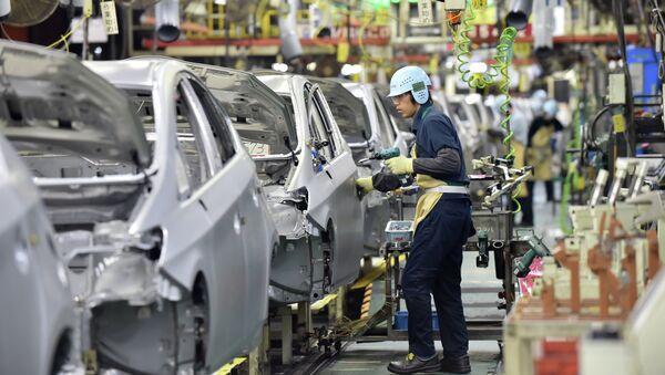 Fabryka Toyota Motor - Sputnik Polska