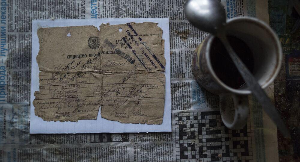 Donbas w czasie wojny