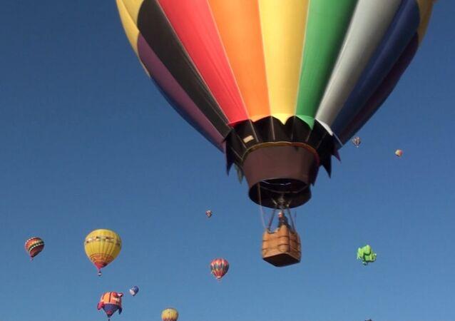 Festiwal balonów