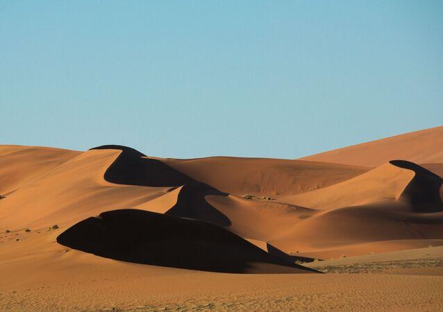Pustynia Namib