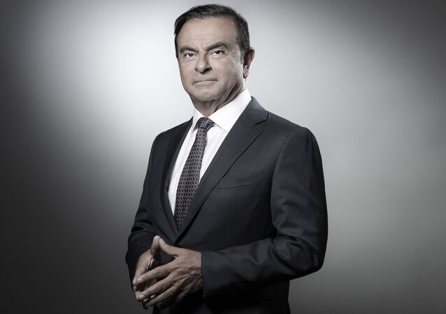 Dyrektor generalny Renault Carlos Ghosn