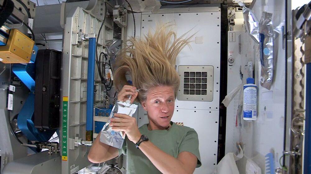 Mycie włosów na MSK