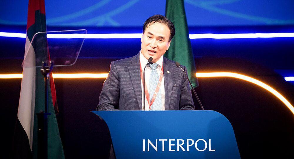 Nowy prezydent Interpolu Kim Dzong Jang