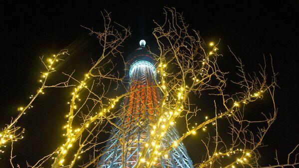 Wieża Tokyo Skytre - Sputnik Polska