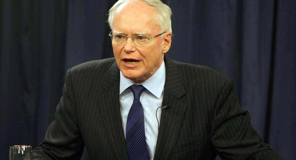 Amerykański polityk James Jeffrey
