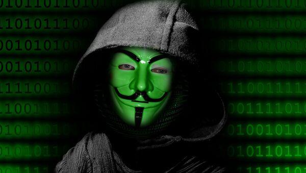 Anonymous - Sputnik Polska