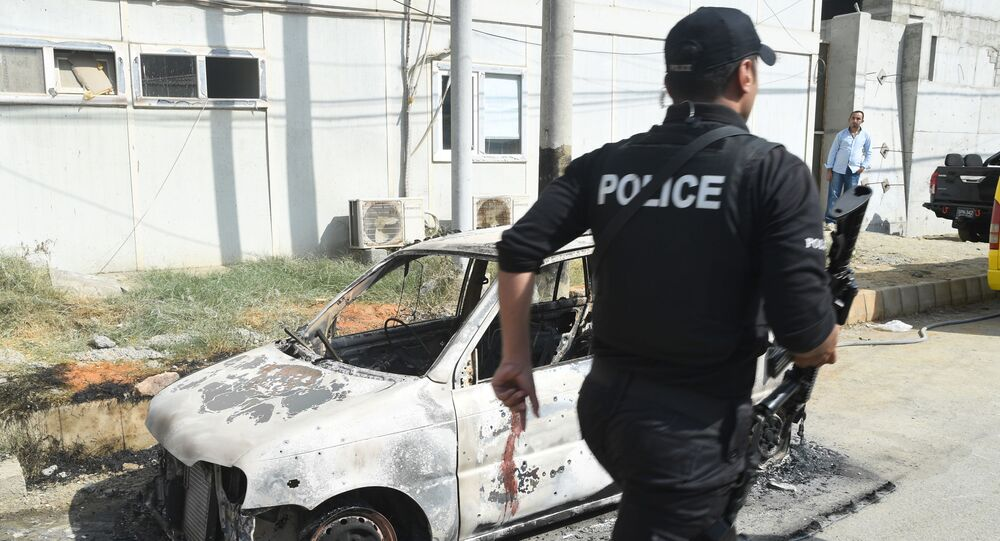 Atak na konsulat Chin w Pakistanie