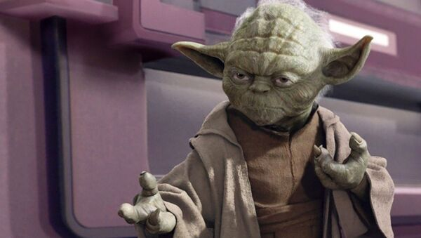 Mistrz Yoda z filmu Gwiezdne wojny - Sputnik Polska