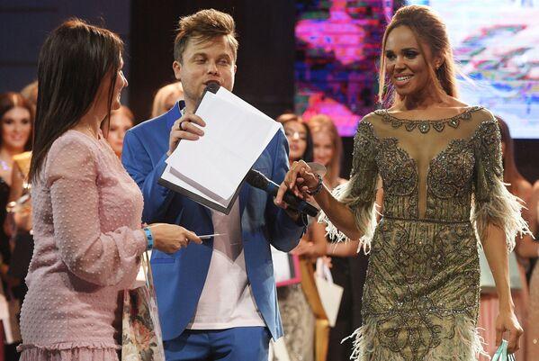 Finał konkursu piękności Top Model Rosji 2018 i Top Model PLUS 2018 - Sputnik Polska