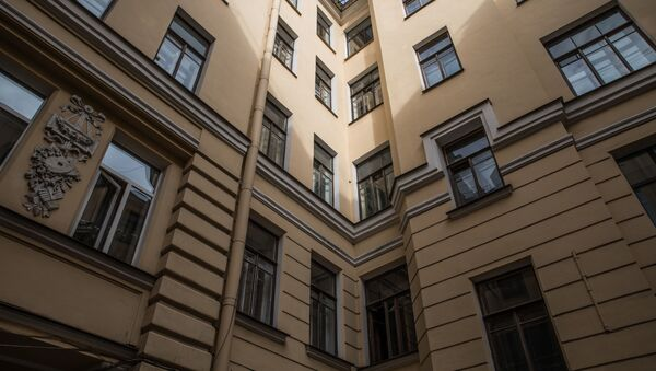 Dom na Grochowej 64, Sankt Petersburg - Sputnik Polska