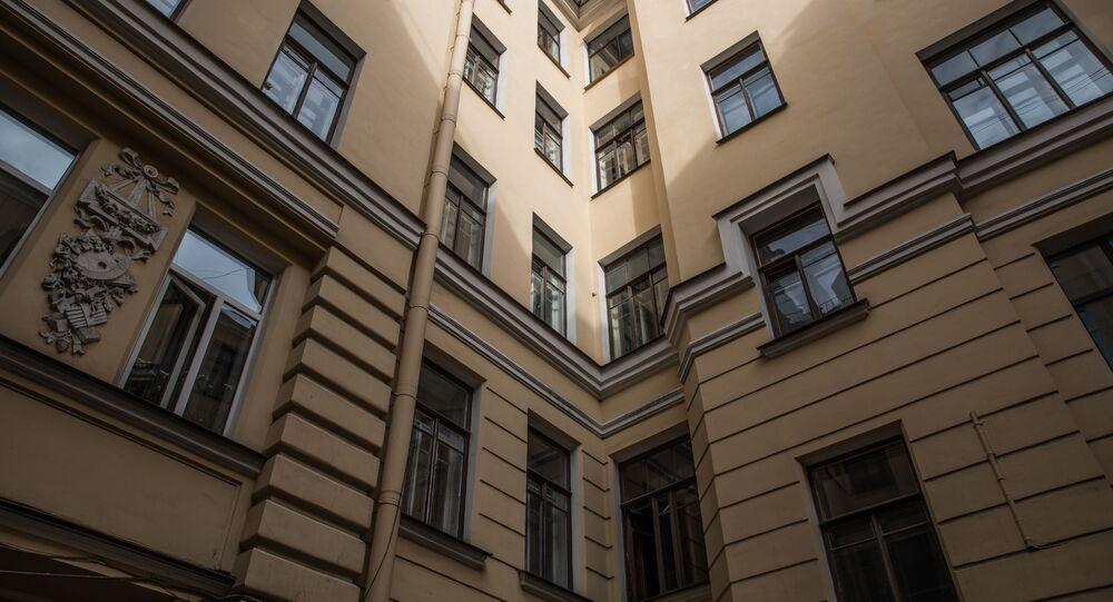 Dom na Grochowej 64, Sankt Petersburg