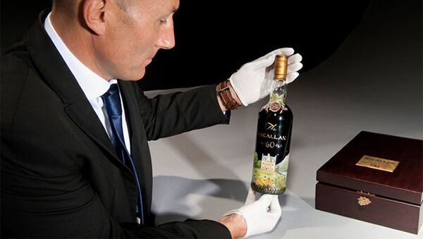 60-letnia whisky Macallan z 1926 roku - Sputnik Polska