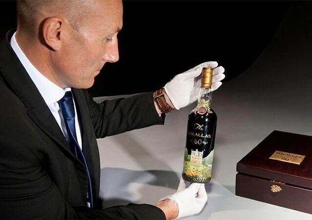 60-letnia whisky Macallan z 1926 roku