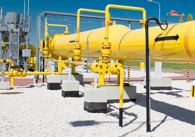 Projekt gazociągu Baltic Pipe