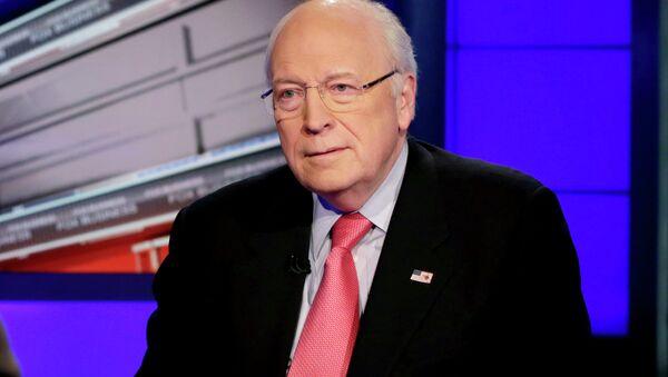 Wiceprezydent USA Dick Cheney - Sputnik Polska