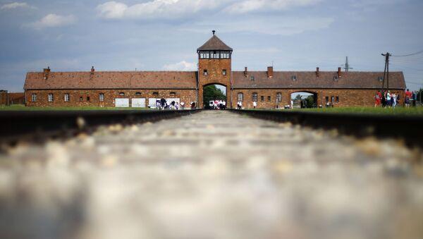 Obóz Auschwitz - Sputnik Polska