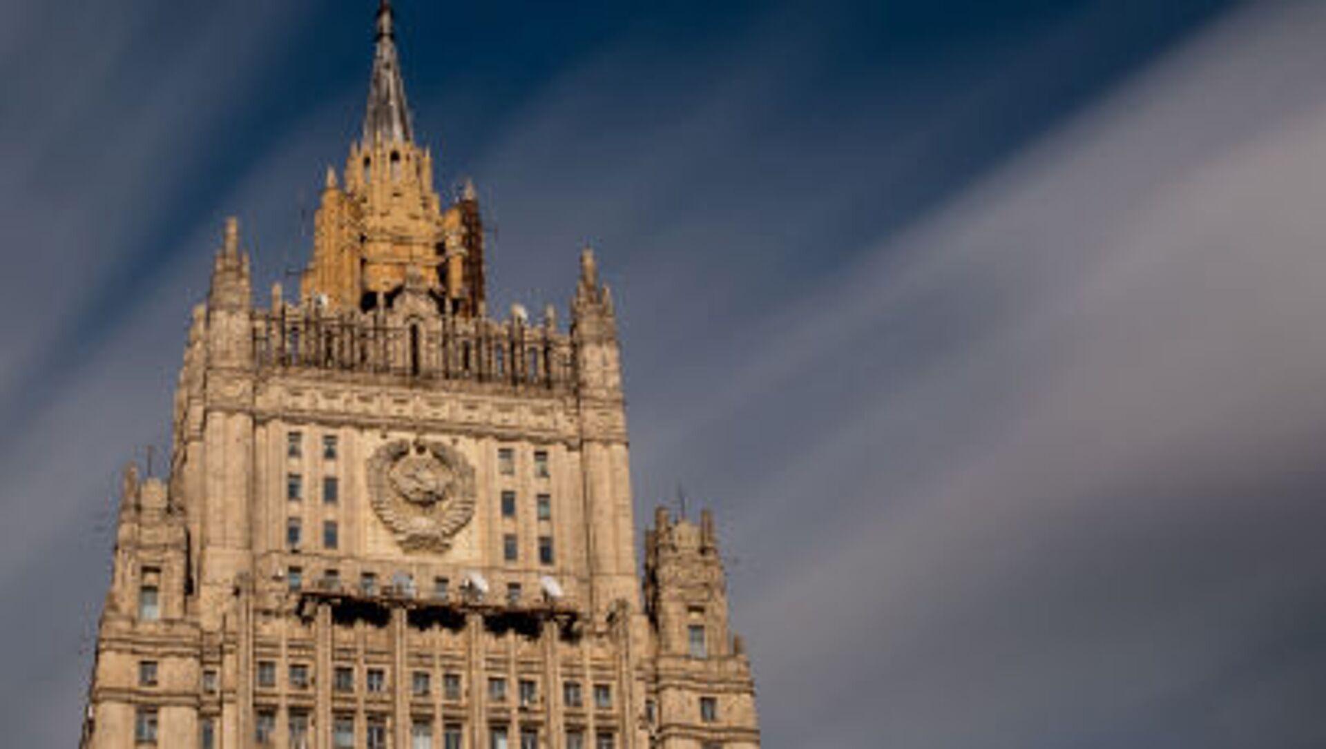 Budynek MSZ Rosji - Sputnik Polska, 1920, 22.02.2021