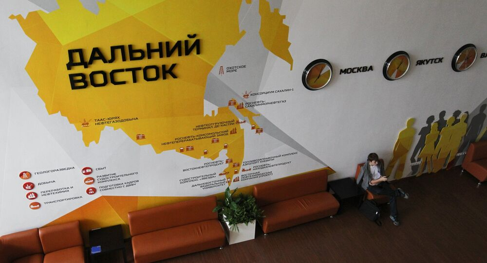 Przygotowania do otwarcia Wschodniego Forum Ekonomicznego