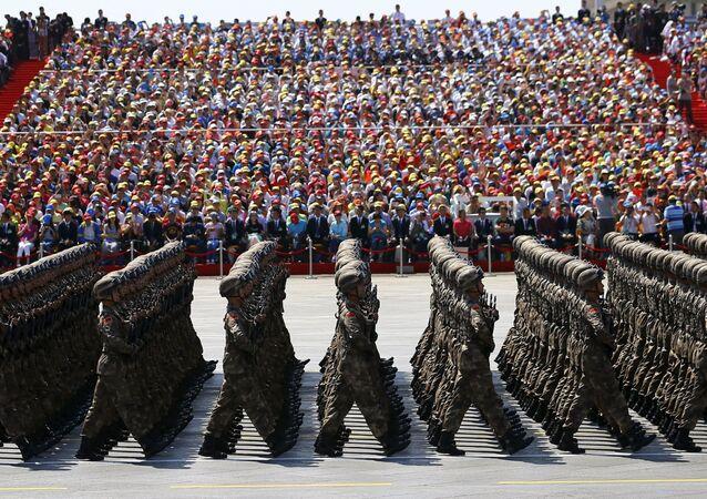 Defilada z okazji 70. rocznicy zwycięstwa w II wojnie światowej