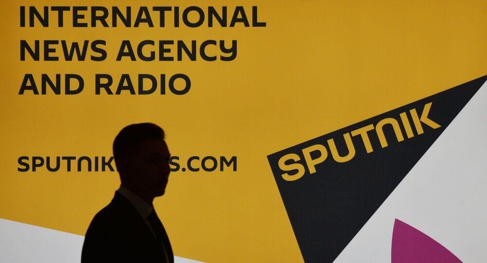 Stanowisko Sputnika na Wschodnim Forum Gospodarczym we Władywostoku