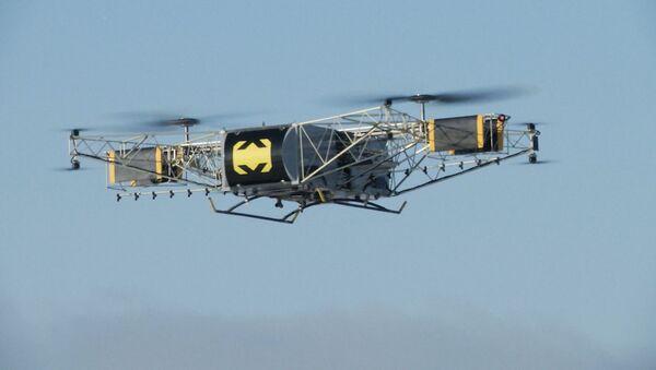 Dron Skif - Sputnik Polska