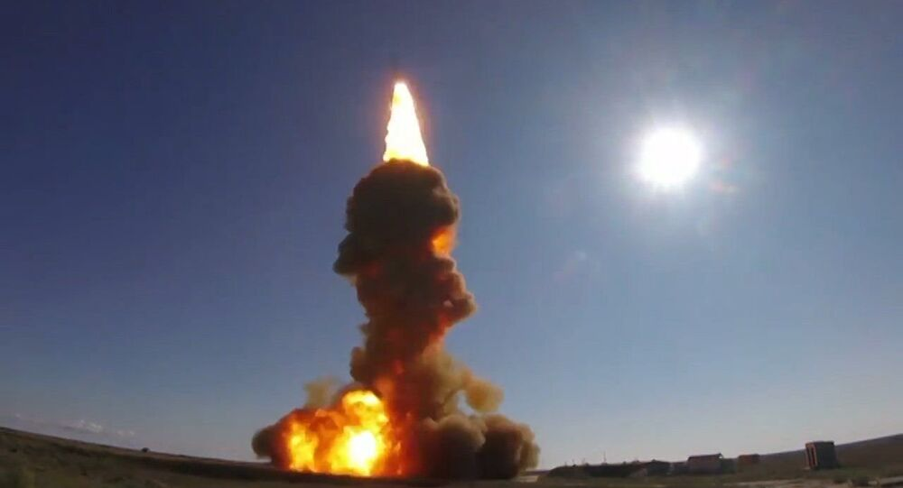 Testy zmodernizowanego systemu obrony przeciwrakietowej (wideo)