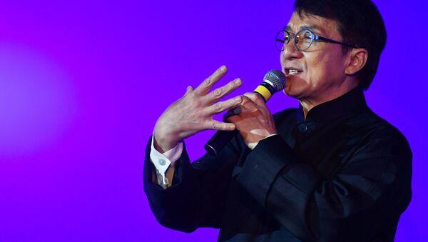 Jackie Chan - Sputnik Polska