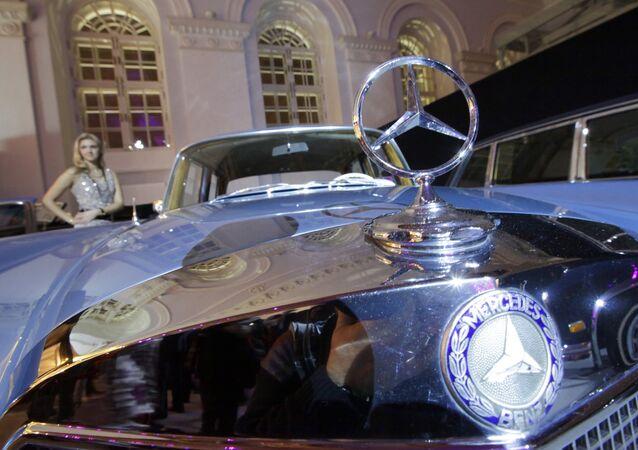 Wystawa Millionaire Fair Moscow
