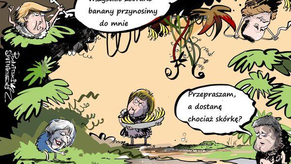 Takie są prawa dżungli - Sputnik Polska