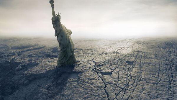Apokalipsa w Nowym Jorku - Sputnik Polska