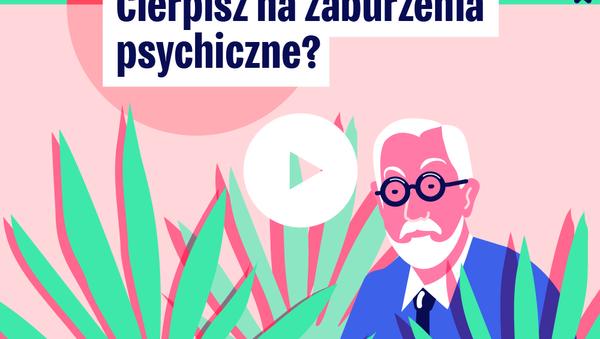 Psychotest: Czy cierpisz na zaburzenia psychiczne? - Sputnik Polska