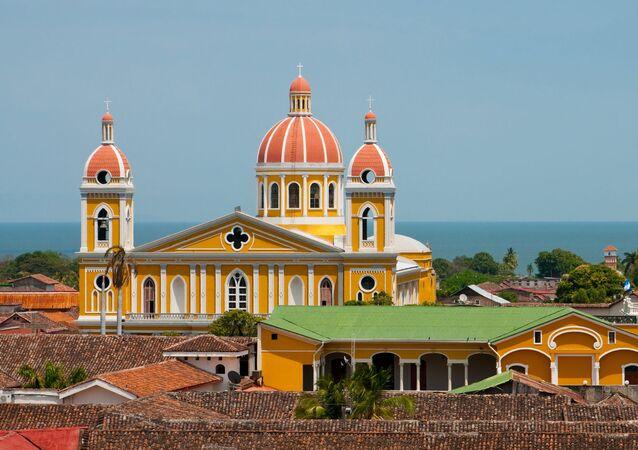 Żółty Kościół, Nikaragua