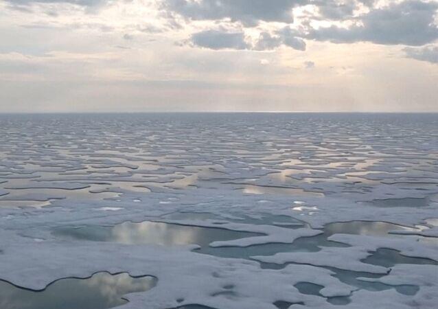 Szybkość topnienia lodu na Antarktydzie osiągnęła rekordowy poziom