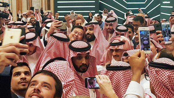 Saudyjski książę Muhammad ibn Salman al-Saud - Sputnik Polska