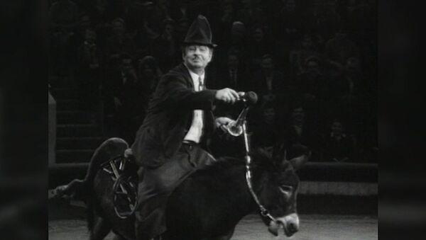 Klaun Karandasz - Sputnik Polska