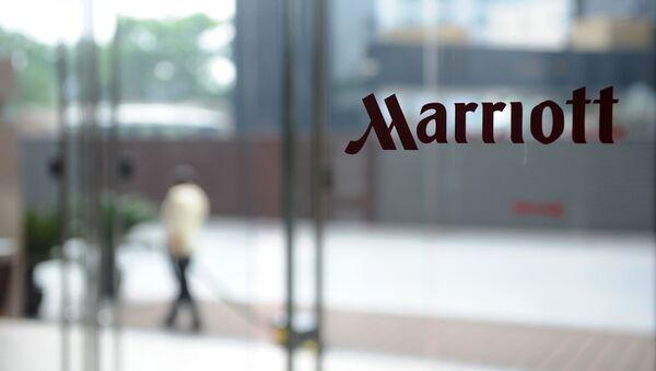 Hotel Marriott - Sputnik Polska