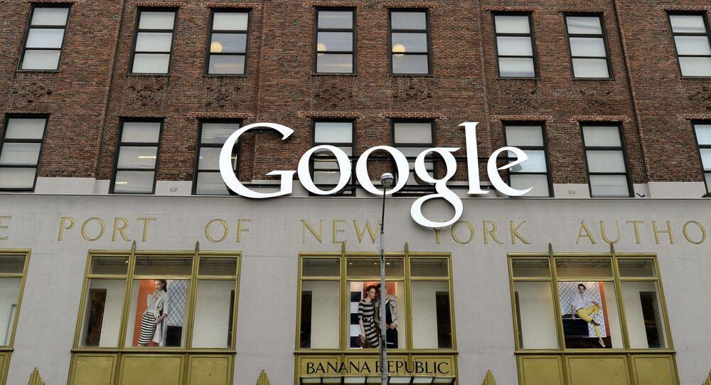 Siedziba Google'a w Nowym Jorku