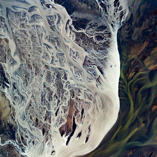 Lodowce w Islandii - Sputnik Polska