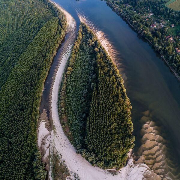 Rzeka Dunaj - Sputnik Polska