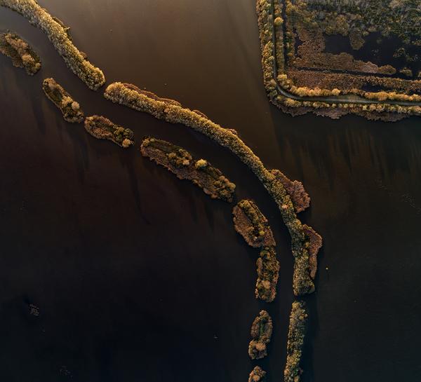 Rzeka Zala w zachodnich Węgrzech - Sputnik Polska