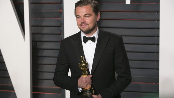 Leonardo DiCaprio - Sputnik Polska