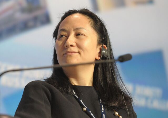 Główny dyrektor wykonawczy Huawei Technologies Meng Wenzhou