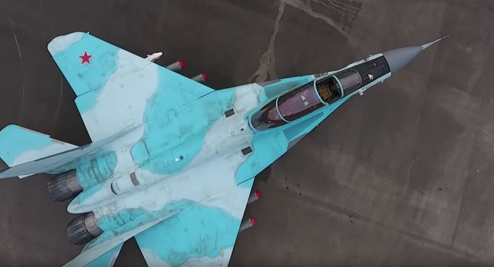 Testy najnowszego myśliwca MiG-35