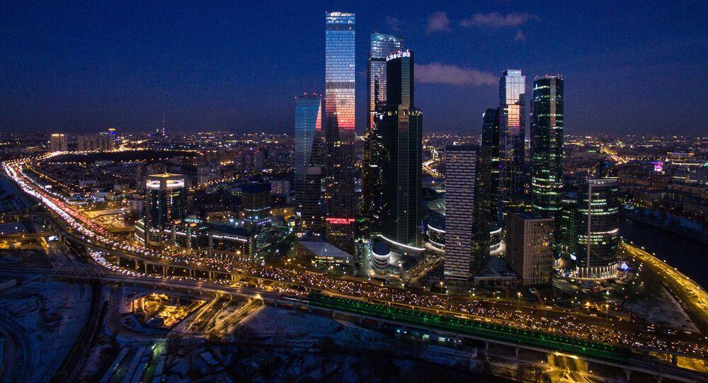 Centrum biznesowe Moscow City