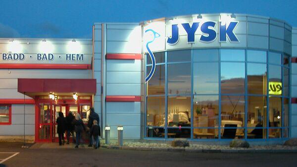 Sklep meblowy JYSK w Szwecji - Sputnik Polska